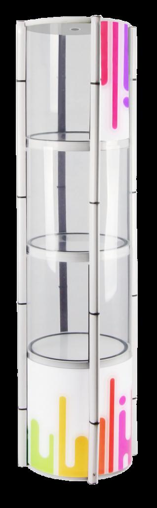 Colonna Luminosa Espositiva Tower