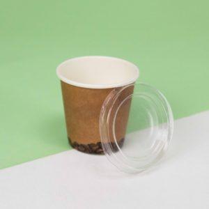Coperchi bicchiere cartoncino caffè
